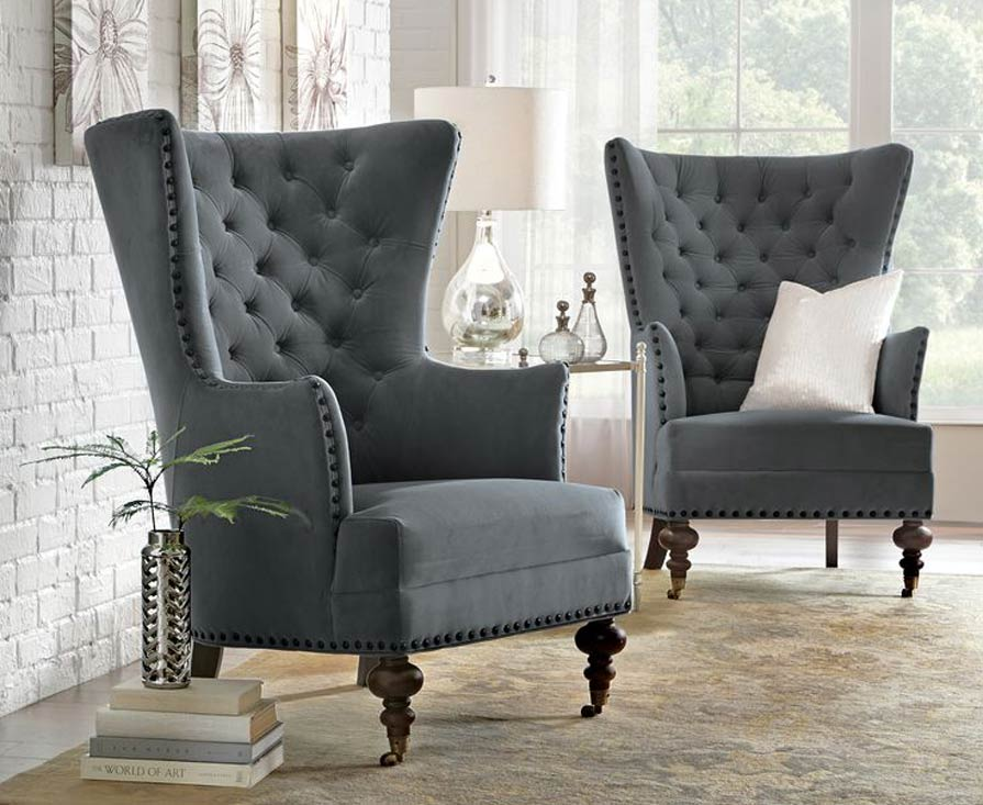 Five Ways To Use An Accent Chair, Living Room Accent Chairs
